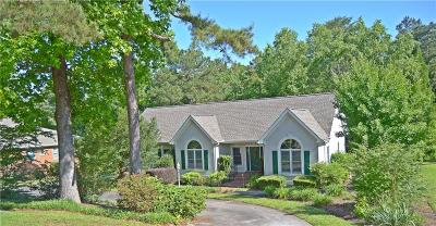 Seneca Single Family Home For Sale: 2623 Dog Leg Lane