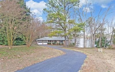 Hart County, Franklin County, Stephens County Single Family Home For Sale: 2209 Ridge Road