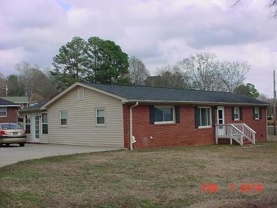 Easley Single Family Home For Sale: 119 Ruth Drive