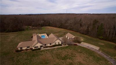 Anderson County Single Family Home For Sale: 165 Jolly Wingo Road