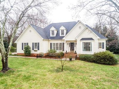 Simpsonville Single Family Home For Sale: 102 Maple Wind Lane