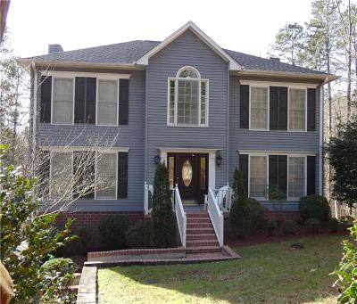 Oconee County, Pickens County Single Family Home For Sale: 9 Rip Tide Court
