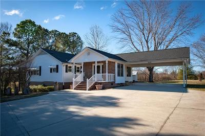 Six Mile SC Single Family Home For Sale: $429,000