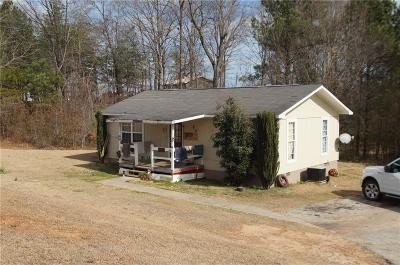 Single Family Home For Sale: 1809 Coffee Road
