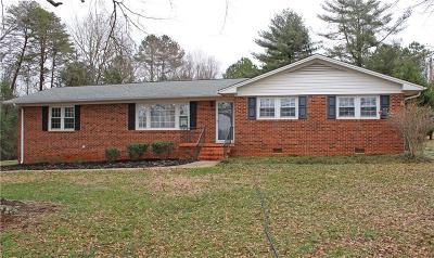 Liberty Single Family Home For Sale: 322 Summit Drive