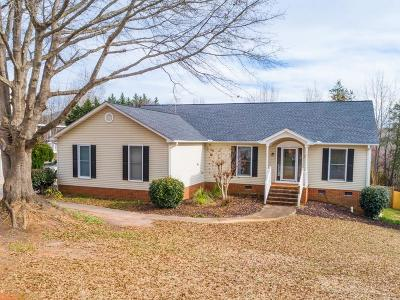 Greenville County Single Family Home For Sale: 109 Newkirk Way