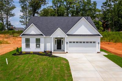 Anderson Single Family Home For Sale: 315 Bridleton Way