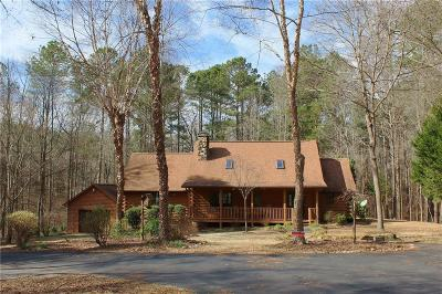 Townville Single Family Home For Sale: 1104 Meadow Road