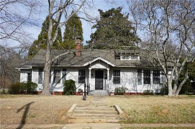 Anderson Single Family Home For Sale: 420 North Street