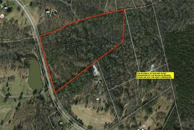 Oconee County, Pickens County Residential Lots & Land For Sale: 00 Stewart Gin Road