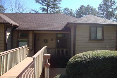 Keowee Key Condo For Sale: 122 E Blue Heron Drive