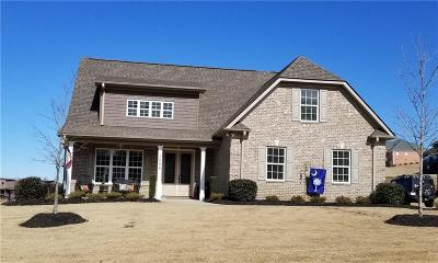 Anderson Single Family Home For Sale: 1006 Tuscany Drive