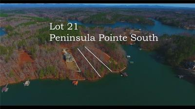 Residential Lots & Land For Sale: Lot 21 Peninsula Pointe South
