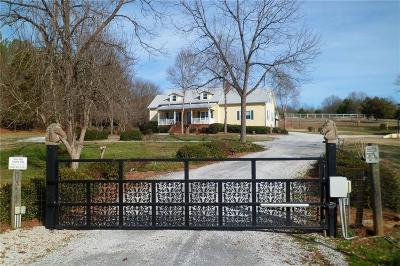 Hartwell Single Family Home For Sale: 1905 Whippoorwill Trail