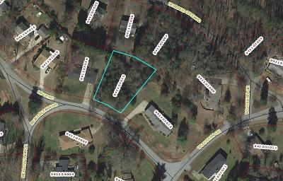 Athens, Anderson Residential Lots & Land For Sale: 00 Ridge Road
