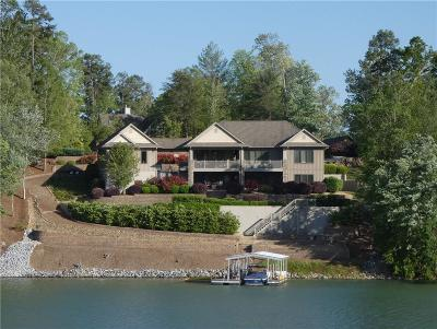 Oconee County, Pickens County Single Family Home For Sale: 519 Turtlehead Drive