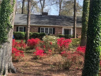 Anderson County Single Family Home For Sale: 904 Hiawatha Drive