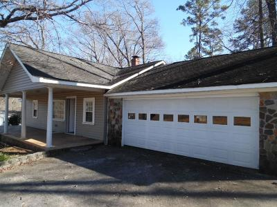 Single Family Home For Sale: 1007 Coffee Road