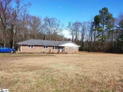 Anderson Single Family Home For Sale: 2811 N Highway 29 Highway