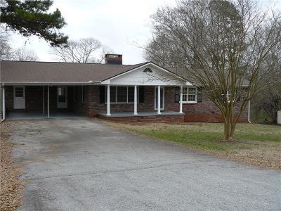 Seneca SC Single Family Home For Sale: $157,000