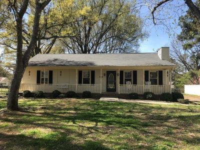 Single Family Home For Sale: 1815 Marchbanks Avenue