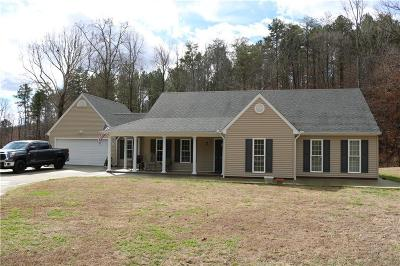 Westminster SC Single Family Home For Sale: $187,900