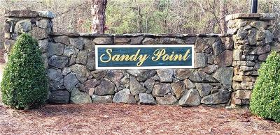 Athens, Anderson Residential Lots & Land For Sale: 200 Sandy Point Drive