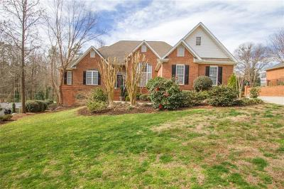 Anderson Single Family Home For Sale: 504 Brittany Park