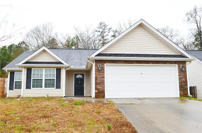 Single Family Home For Sale: 123 Duraleigh Road