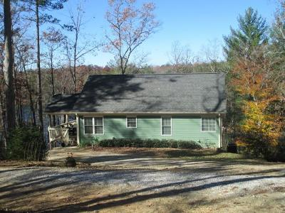Mountain Rest Single Family Home For Sale: 516 Lisa Lane