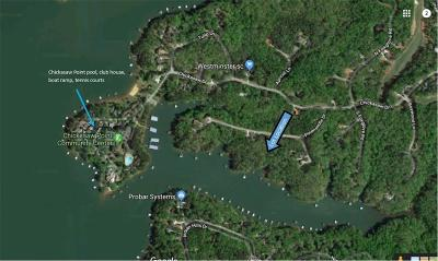 Chickasaw Point Residential Lots & Land Sold: Lot 158/9 Pineneedle Drive