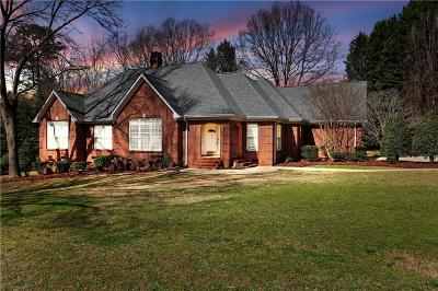 Cobb's Glen Single Family Home For Sale: 302 Burning Tree Road