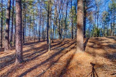 Oconee County, Pickens County Residential Lots & Land For Sale: Lot 21 Vineyard Park