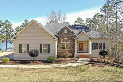 Fair Play SC Single Family Home For Sale: $530,000