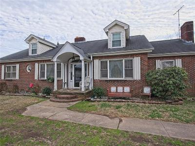 Greenville SC Single Family Home For Sale: $199,500