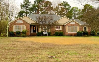 Anderson Single Family Home For Sale: 2814 Rambling Path
