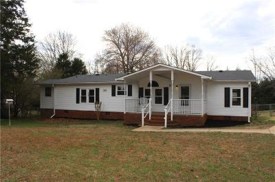 Single Family Home Contract-Take Back-Ups: 101 Breezewood Drive