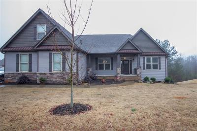 Easley Single Family Home For Sale: 417 Jericho Ridge Trail