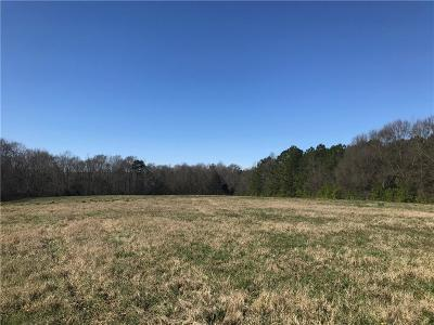 Townville Residential Lots & Land For Sale: 00 00 Hwy 243 Highway