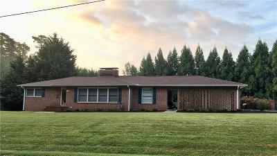 Single Family Home For Sale: 320 N Isundega Street