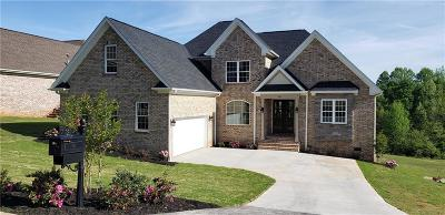 Brookstone Mead, Brookstone Meadows Single Family Home Contract-Take Back-Ups: 141 Turnberry Road