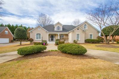 Easley Single Family Home For Sale: 737 Shefwood Drive