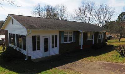 Pickens Single Family Home For Sale: 116 Crescent Hill Road
