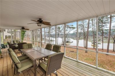 Anderson County, Oconee County, Pickens County Mobile Home For Sale: 271 Ledford Farm Road