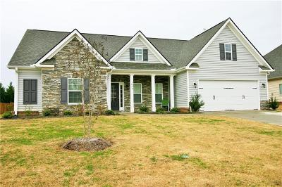 Anderson Single Family Home For Sale: 1024 Drakes Crossing