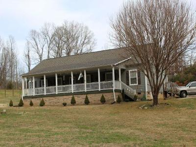 Pickens County Single Family Home For Sale: 390 Caesars Head Highway