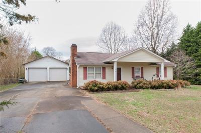 Liberty Single Family Home For Sale: 218 Skyview Circle
