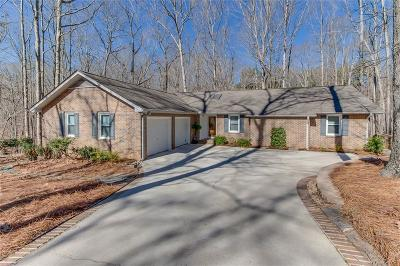 Anderson SC Single Family Home Contract-Take Back-Ups: $259,900