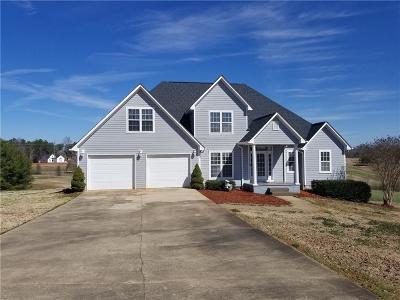 Walhalla Single Family Home For Sale: 1309 Falcons Drive