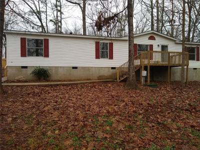 Mobile Home For Sale: 123 Dorion Drive